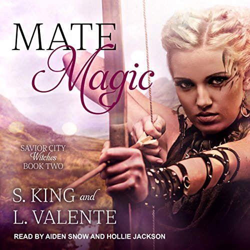 Mate Magic audiobook cover art