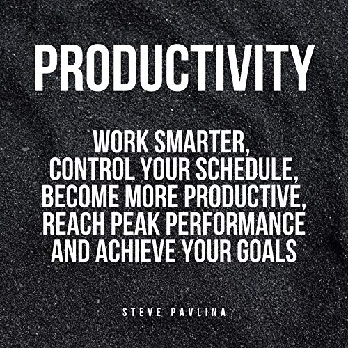 Productivity  By  cover art