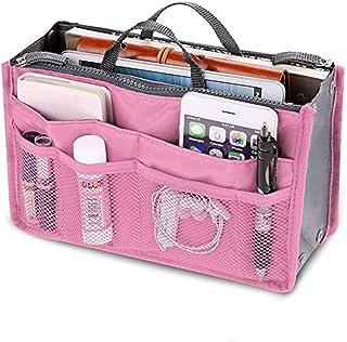 Lady Women Travel Insert Handbag Organiser Purse Large Liner Organizer Tidy Bag