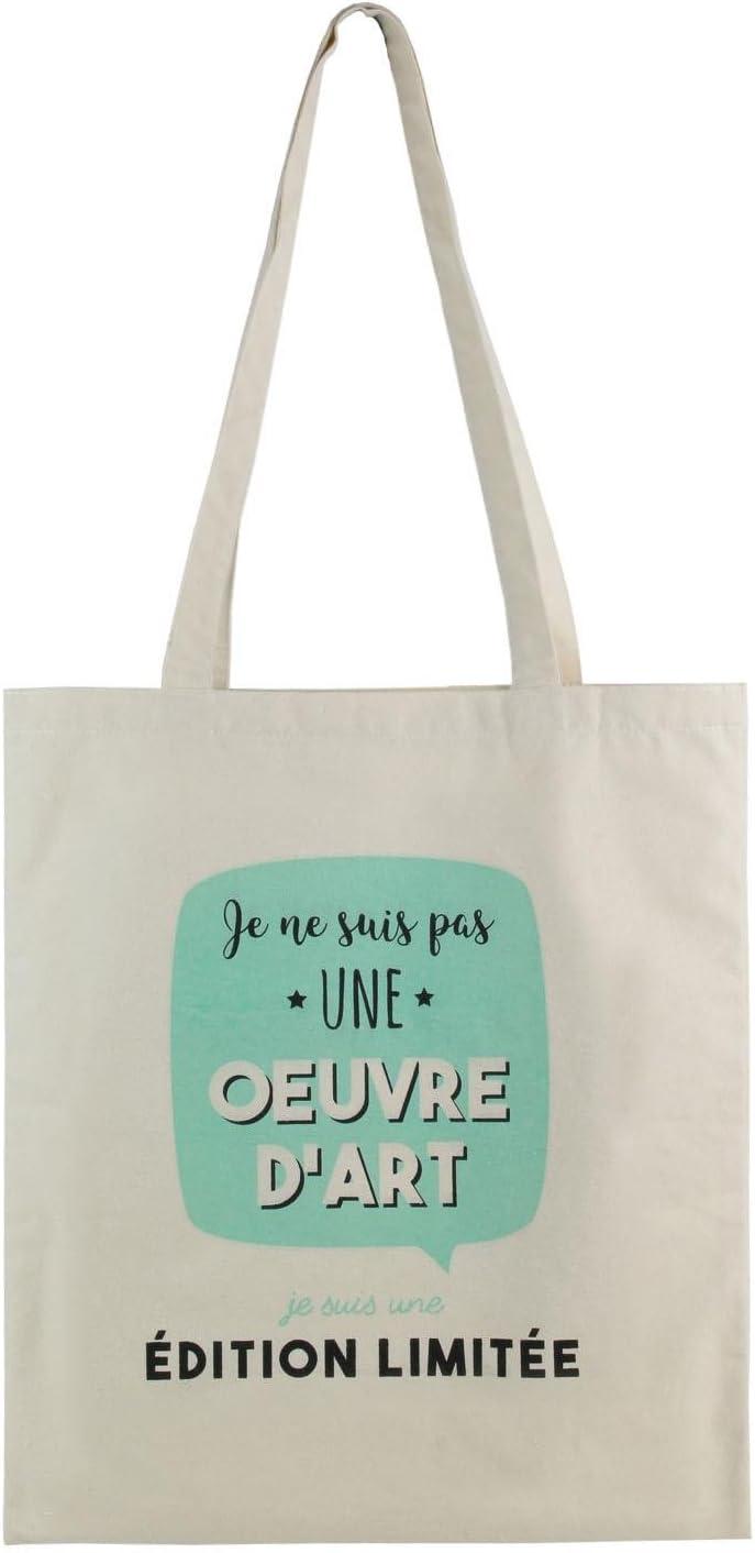 Sublimagecreations Tote Bag ma/îtresse sp/écial Confinement Sac Shopping id/ée Cadeau Sac 100/% Coton Cabas Sac Course