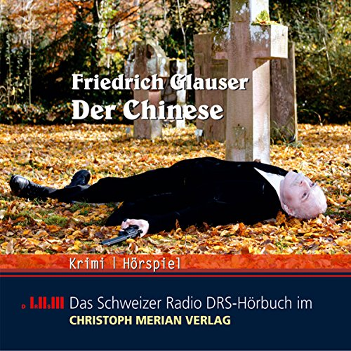 Der Chinese audiobook cover art