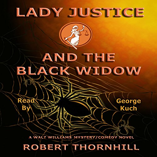 Lady Justice and the Black Widow  By  cover art