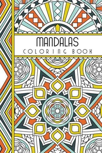 Mandalas: 4' x 6' Pocket Coloring Book Featuring 75 Mandalas for Coloring (Jenean Morrison Adult Coloring Books)