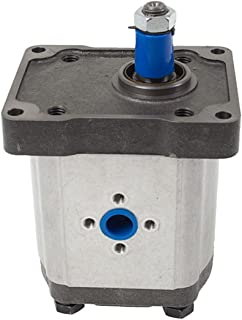 HYDRAULIC PUMP Ford New Holland Tractors Ford: 8160 8260 8360 New Holland: TL100 TL70 TL80 TL90 TM115 TM115 TM125 TM125 TN55 TN55D TN55S TN65 TN65D TN65F TN65S TN70 TN70D TN70F TN70S TN75 TN75D TN75F TN75S TN80F TN90F TN95F TM120 TM130 TM140 TN60DA TN60SA TN70DA TN70SA TN75DA TN75SA TN60A TN70A TN75A TN75A TN85FA TN95FA