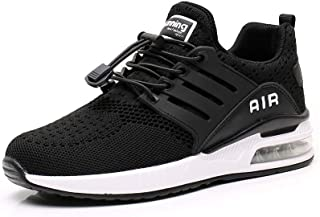 Loopschoenen voor heren Dames Antislip schokabsorptie Lichte en ademende trainers Gym Jogging Fitness Athletic Casual snea...