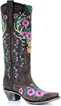 Best embroidered corral boots Reviews