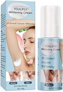 Underarm Cream,Cream for Armpits,Cream for Intimate Parts,Body Care Cream for Armpit Knees Elbows Private Sensitive Areas Nourishes