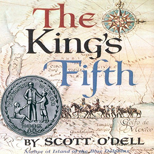 The King's Fifth cover art