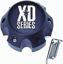 KMC XD Series Wheels 1079L145MB 6x139.7 Matte Black Center Cap Six Lug