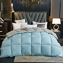 Eastbride Couette D'Été Légère Confortable Et Respirante,Couvre-lit en Pur Coton Respirant avec climatisation couette-200...