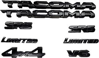 TOYOTA PT948-35180-02 Black Overlay Tacoma