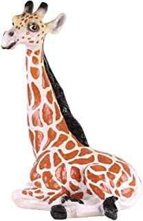 ILH Modélisation Animale Lampe LED Girafe Lampe Étanche Lampe Basse Tension Paysage Protection De l'environnement Résine M...