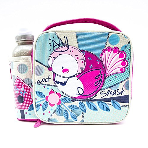 Smash Woot Insulated Lunch Bag and 350ml bottle 0b4978957e6e5