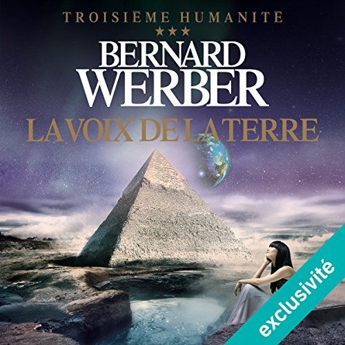 La voix de la terre audiobook cover art