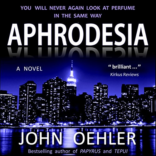 Aphrodesia audiobook cover art