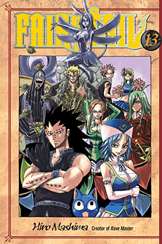 Fairy Tail Vol. 13 (English Edition)