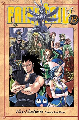 Fairy Tail Vol. 13 (English Edition)