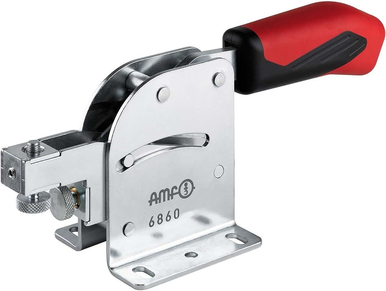 Kombispanner mit rotem Handgriff 6860 Größe Größe Größe 1 Nr. 93831   Positionieren und Spannen in einem Arbeitsgang   ergonomischer 2-Komponenten-Handgriff B005F43I2S   Authentisch  aec7ea