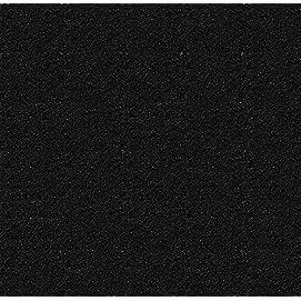 Aquariensand SCHWARZ Farbsand Bodengrund für Aquarien 0,4-0,8 mm, 4 x 5 kg