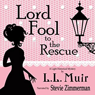 Lord Fool to the Rescue cover art