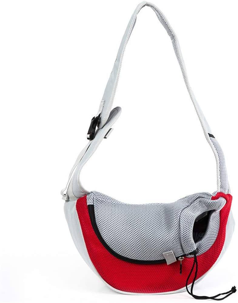 HLKJGS Pet Carrier Hand Free Sling Bag Mes Breathable with Carry Free shipping Sales results No. 1