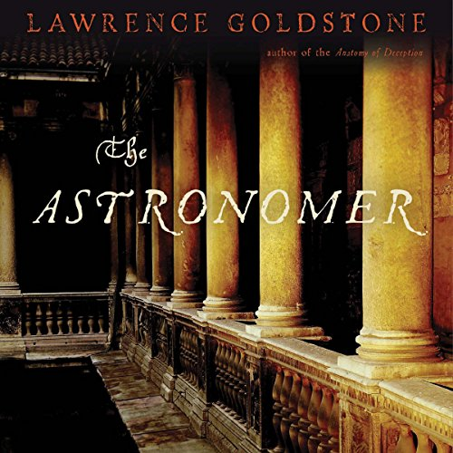 The Astronomer audiobook cover art