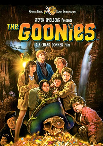 The Goonies Movie Poster–Classic Film–A3Poster–Kunstdruck–Bild–Art