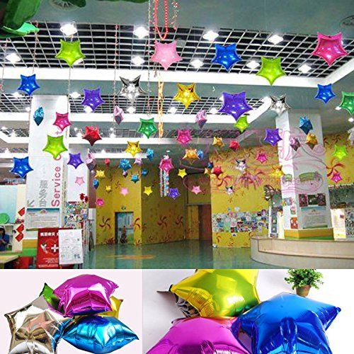 Bazaar aluminiumfolie op start ballon bruiloft verjaardag versiering carnaval balloon