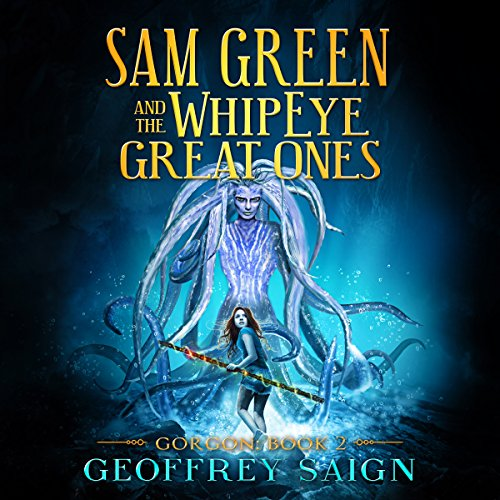 Gorgon audiobook cover art
