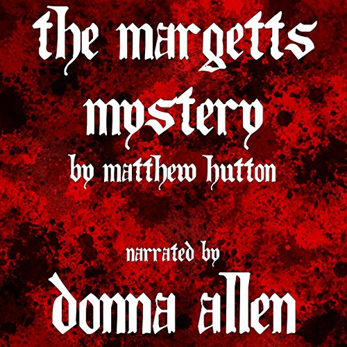 The Margetts Mystery audiobook cover art
