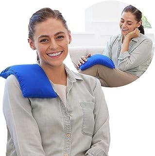 comprar comparacion My Heating Pad – Paquete de calor para microondas, bolsas de calor para microondas para aliviar el dolor, parches de calor...