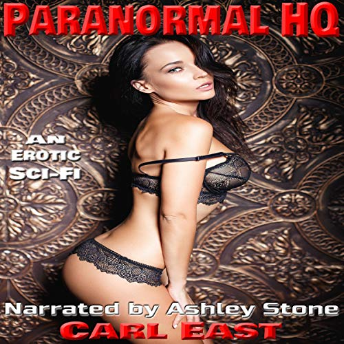 Paranormal HQ audiobook cover art