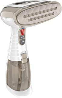 Conair CNRGS59 Turbo Extreme Steam Hand Held Fabric Steamer, One Size, White/Champagne