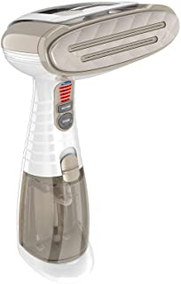 Conair Turbo Extreme Steam Hand Held Fabric Steamer, White/Champagne, One Size