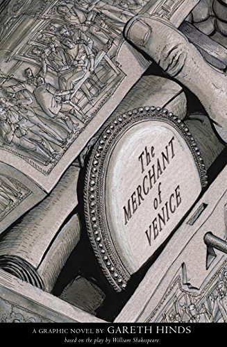 The Merchant of Venice (Shakespeare Classics Graphic Novels)