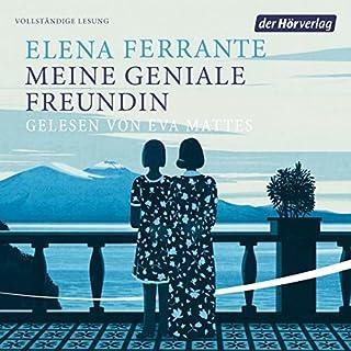 Meine geniale Freundin (Die Neapolitanische Saga 1) cover art
