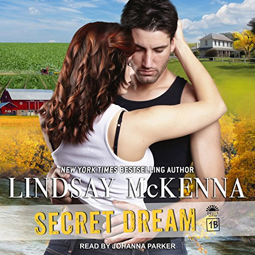 Secret Dream audiobook cover art