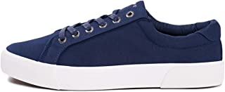 New Republic Bowery Cotton Canvas Sneaker