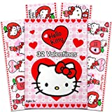 Hello Kitty 32 Valentines Day Cards