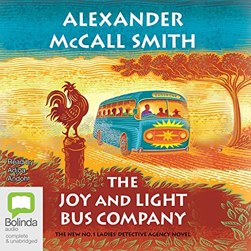 The Joy and Light Bus Company cover art