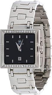 Phoenix Wrist Watch For Unisex Analog Stainless Steel, P11203M