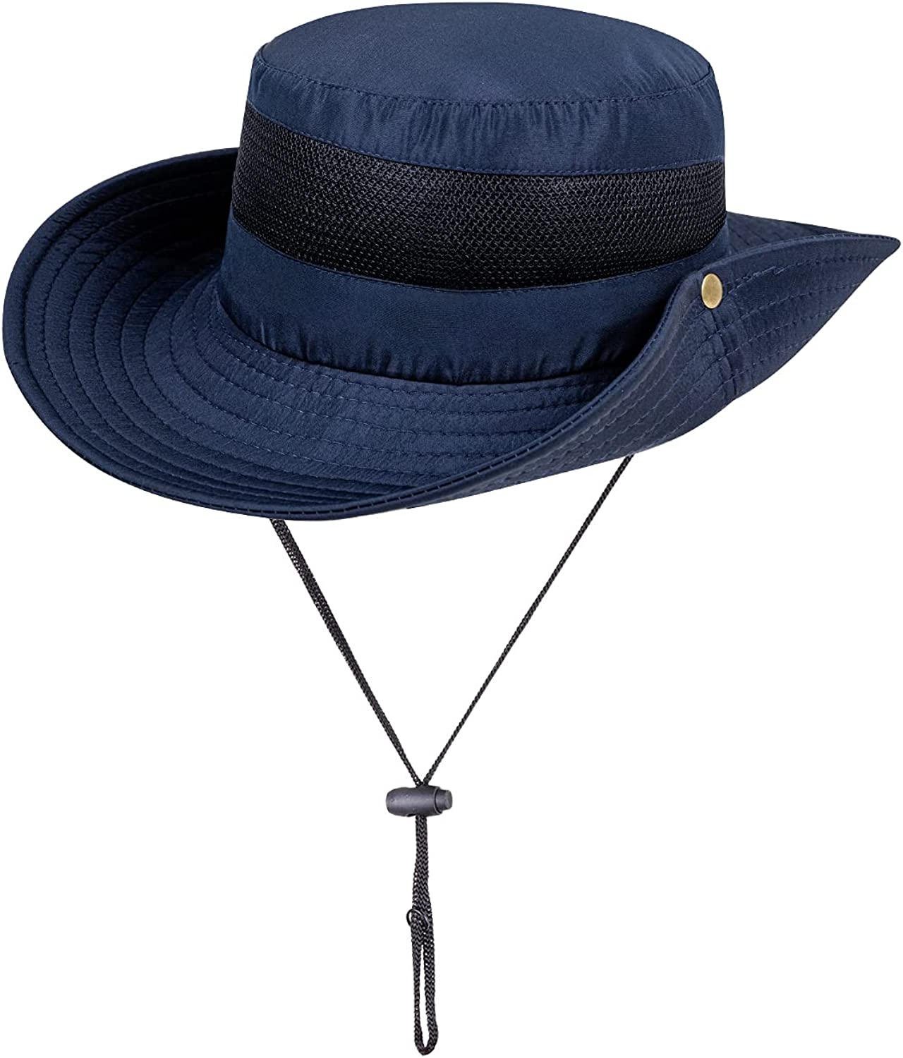 Sun Hats for Men UPF 50+ Charlotte Mall Hat Fishing W Breathable OFFicial Protection