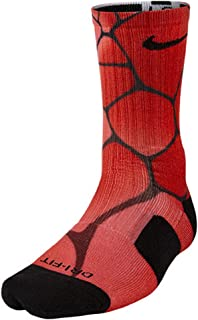 Nike Men's LeBron James Heart of a Lion Digital Print Basketball Socks