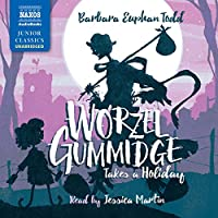 Worzel Gummidge Takes a Holiday (Worzel Gummidge 5)
