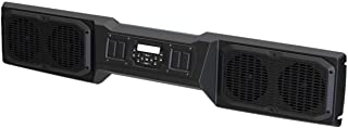 Polaris Bluetooth, Apple Control, AM/FM Visor Stereo & 4 X 6.5 Speakers by MB Quart
