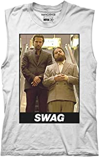 Ripple Junction The Hangover Adult Unisex Swag Light Weight 100% Cotton Crew T-Shirt