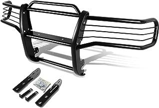 For Explorer Sport Trac V6 Front Bumper Protector Brush Grille Guard (Black)