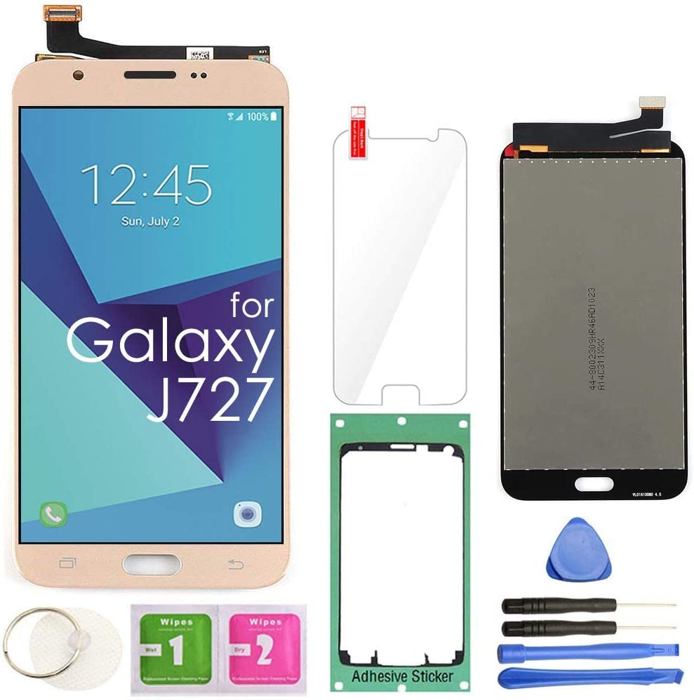 Samsung Galaxy J727 LCD Display National products Replacement Brand new Screen Touch Digitiz