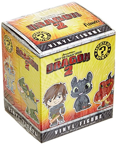 """How To Train Your Dragon 2 Mystery Minis Blind Box Funko Vinyl 4"""" Figure"""