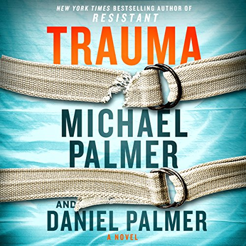 Trauma     A Novel              By:                                                                                                                                 Michael Palmer,                                                                                        Daniel Palmer                               Narrated by:                                                                                                                                 Xe Sands                      Length: 10 hrs and 57 mins     536 ratings     Overall 4.2